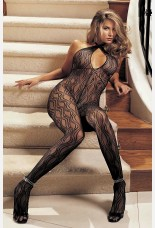 Shirley of Hollywood H.O.T Halter Body Stocking