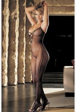 Shirley of Hollywood H.O.T. Stretch Fishnet Body Stocking