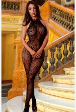 Provocative Low Cut Body Stocking