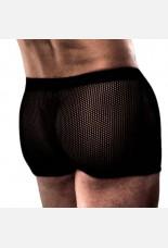 Passion Mens Fishnet Boxer Shorts