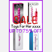 SALE Sex Toys Her