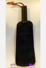 British Leather Handmade Paddle Large