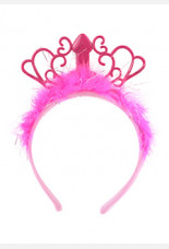Hen Party Penis Shaped Tiara