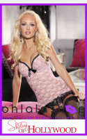 Shirley of Hollywood Molded Cup Chemise